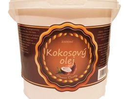 Kokosový olej 2500ml