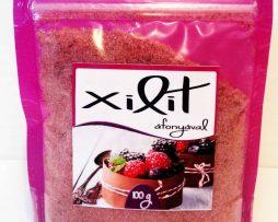 Brezový cukor (xylitol) s čučoriedkovou príchuťou 100g AKCIA!!