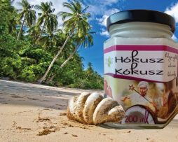 Kokosovy olej za studena l. 200ml