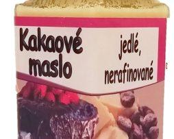 Kakaové maslo jedlé 200g AKCIA