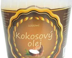 Kokosový olej 1000 ml