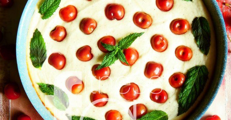 Zdravý krupicovo-tvarohový nákyp recept! 2