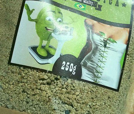 zelena kava 250g
