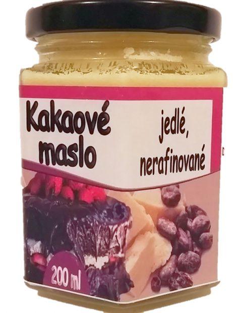 Kakaove maslo 200ml