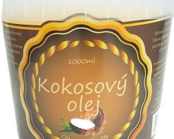 Kokosovy olej premium kvalita