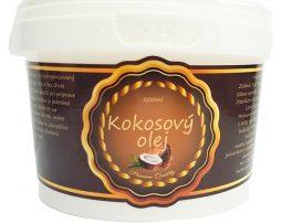 Kokosovy olej 500ml