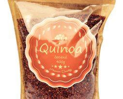 Quinoa cervena 400g 2