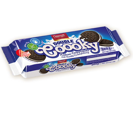 kakaové keksiky bez cukru