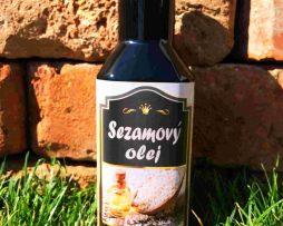 sezamovy olej v top kvalite