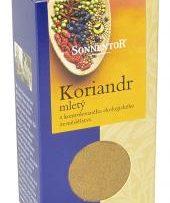 koriander-mlety-bio-sonnentor