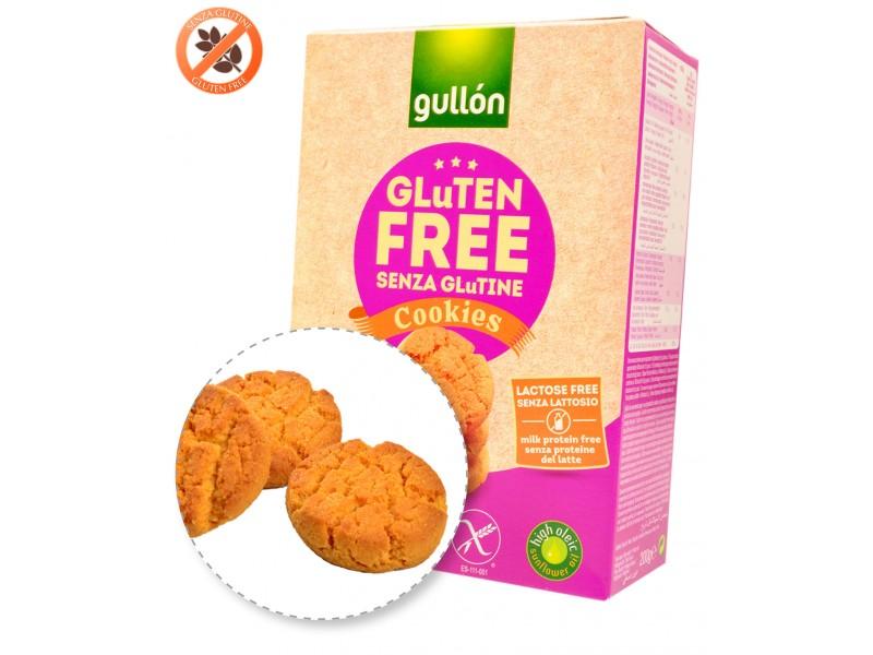 Gullón cookies Bezgluténové sušienky bez laktózy 200g