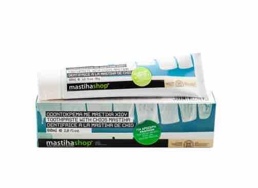 Zubná pasta s Chioskou mastichou